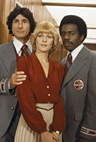 Joey Aresco, Ilene Graff, and Harrison Page in Supertrain (1979)