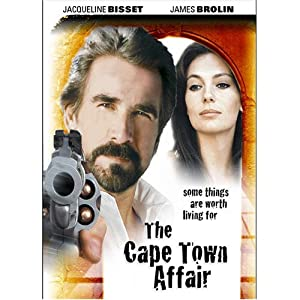 New movie torrents free download The Cape Town Affair [SATRip]