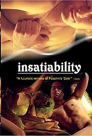 Insatiability Poster