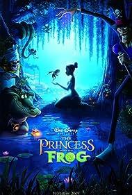Bruno Campos, Jim Cummings, Keith David, Jenifer Lewis, Anika Noni Rose, and Michael-Leon Wooley in The Princess and the Frog (2009)