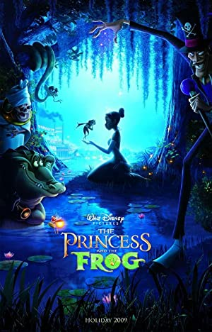 Movie The Princess and the Frog (2009)