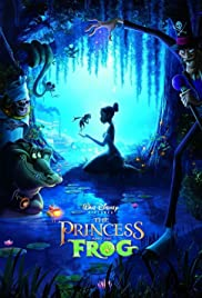 The Princess and the Frog (2009) Poster - Movie Forum, Cast, Reviews