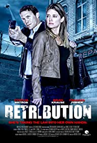Brian Krause and Cynthia Watros in Retribution (2012)