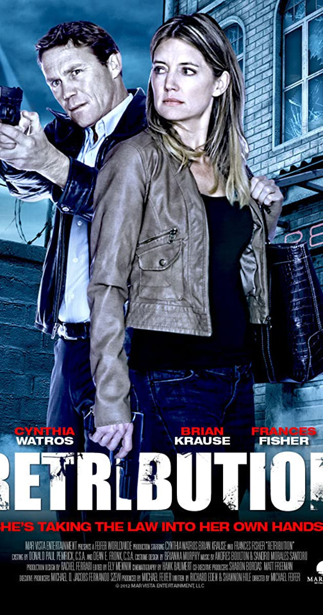 Atpildas / Fatal Justice / Retribution (2012) Online