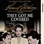 Bob Hope, John Abbott, and Dorothy Lamour in They Got Me Covered (1943)