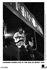 Leonard Cohen: Live at the Isle of Wight 1970 Poster