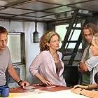 Paul Blackthorne, Leslie Hope, Thomas Kretschmann, Joe Anderson, and Eloise Mumford in The River (2012)