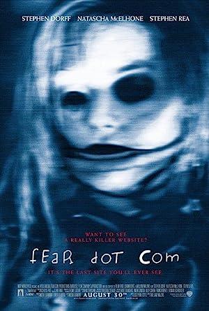 Miedo punto com Cartel de la película