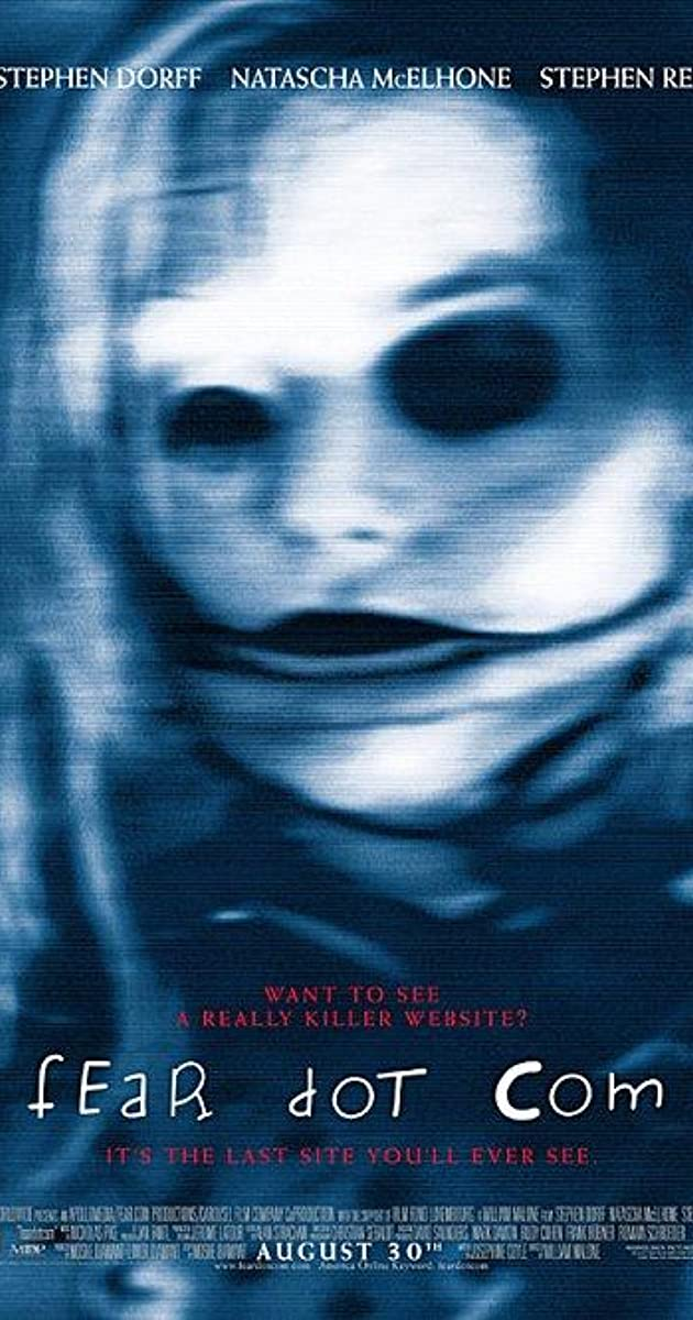 Image result for feardotcom (2002) poster