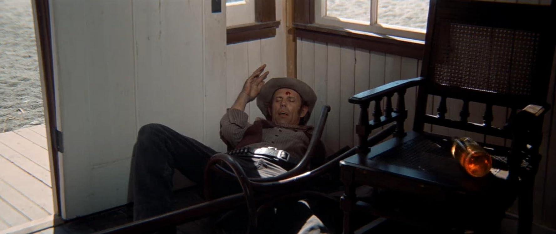 Scott Walker in High Plains Drifter (1973)