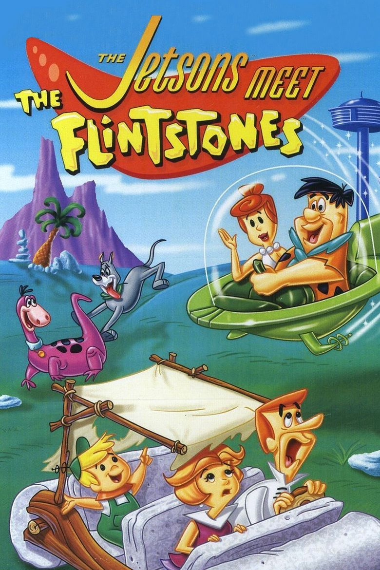The Jetsons Meet the Flintstones (TV Movie 1987) - IMDb