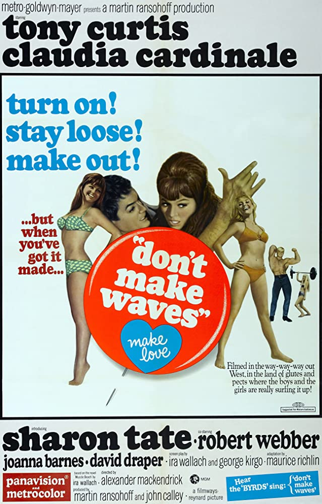 Don't Make Waves (1967)