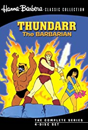 Thundarr the Barbarian Poster