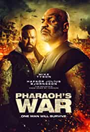 Pharaohs War (2019) HDRip English Movie Watch Online Free
