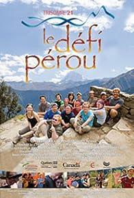 Primary photo for Trisomie 21 Le défi Pérou