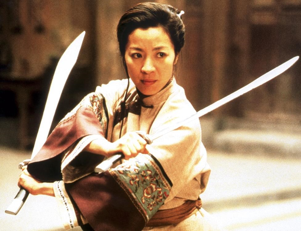 Michelle Yeoh in Wo hu cang long 2000
