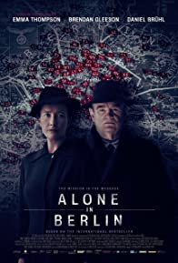 Primary photo for Alone in Berlin