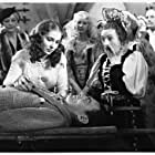 Colin Clive, Valerie Hobson, and Una O'Connor in Bride of Frankenstein (1935)
