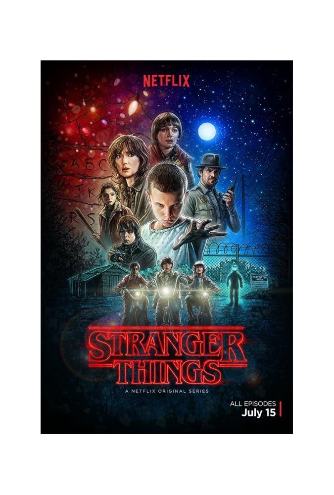Stranger Things (2016– )