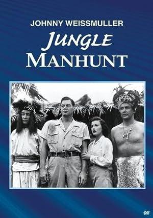 Lew Landers Jungle Manhunt Movie