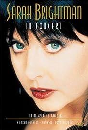 Sarah Brightman in Concert Poster