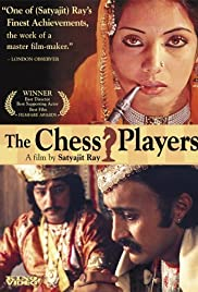 The Chess Players Poster