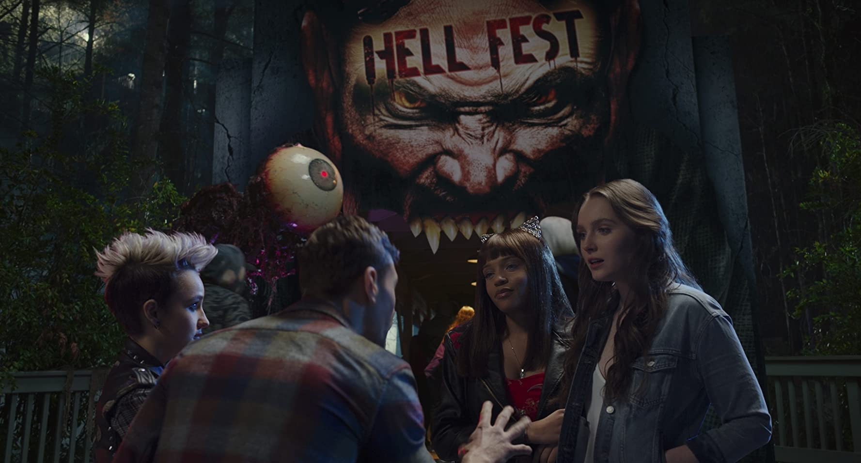 hell fest movie review parque dos infernos crítica