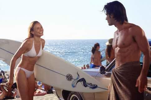 Cameron Diaz and Rodrigo Santoro in Charlie's Angels: Full Throttle (2003)