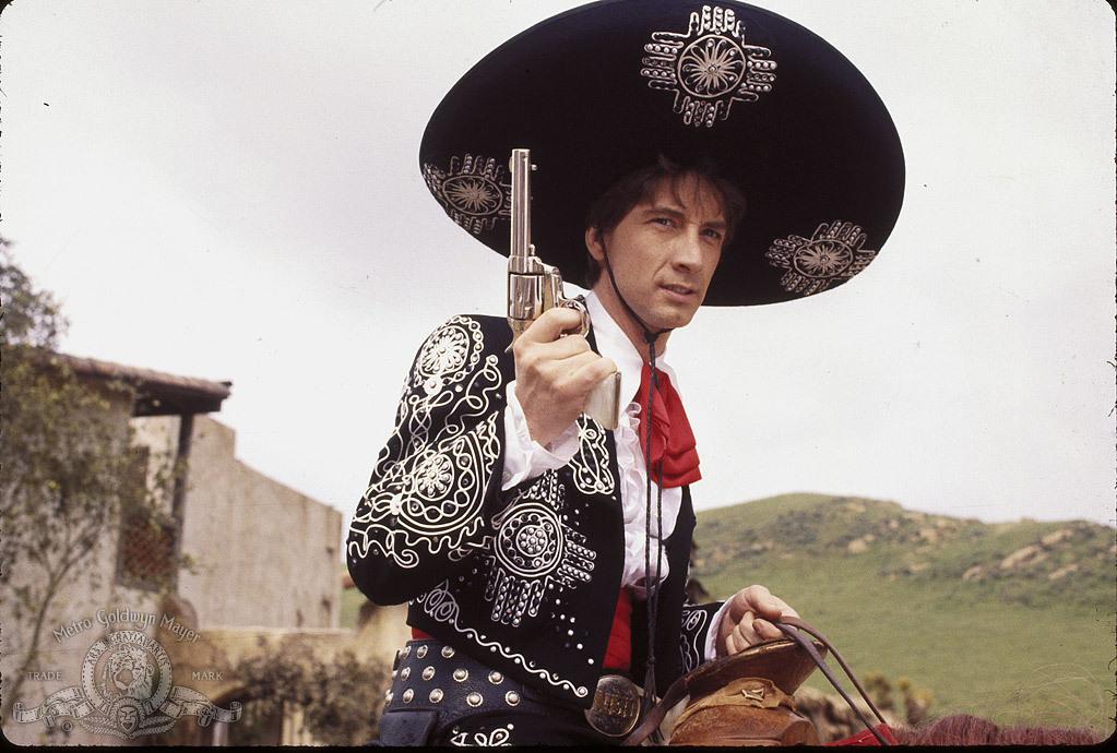 Martin Short in Three Amigos! (1986)