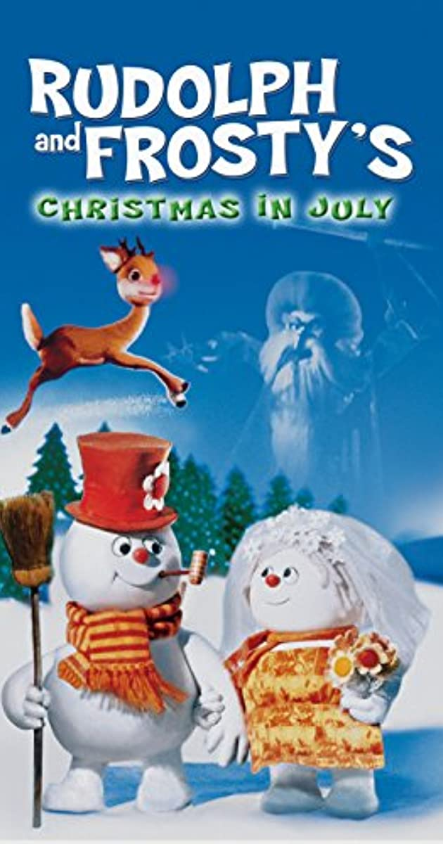 Subtitle of Rudolph and Frosty's Christmas in July