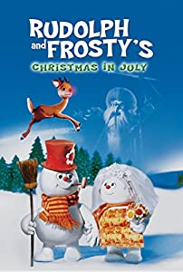 Action movie downloads free Rudolph and Frosty's Christmas in July [mov]