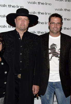 Troy Gentry and Eddie Montgomery at an event for Walk the Line (2005)