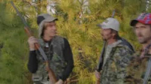 Hunting Scene from Bruno