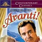Jack Lemmon and Juliet Mills in Avanti! (1972)
