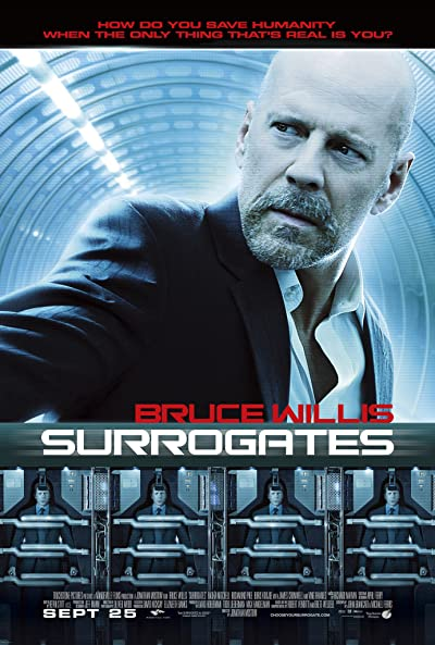 Surrogates (2009) BluRay 480p, 720p & 1080p