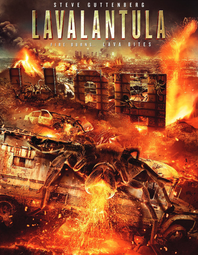 Lavalantula (2015) Dual Audio 720p BluRay x264 [Hindi – English] ESubs
