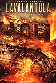 Lavalantula (2015) Poster - Movie Forum, Cast, Reviews