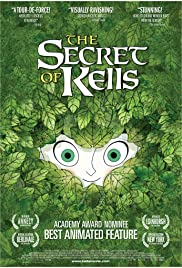 The Secret of Kells (2009) 1080p
