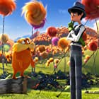 Danny DeVito and Ed Helms in The Lorax (2012)