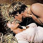 Sally Field and Brian Kerwin in Murphy's Romance (1985)