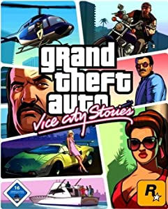 Only old movies downloads Grand Theft Auto: Vice City Stories UK [hddvd]