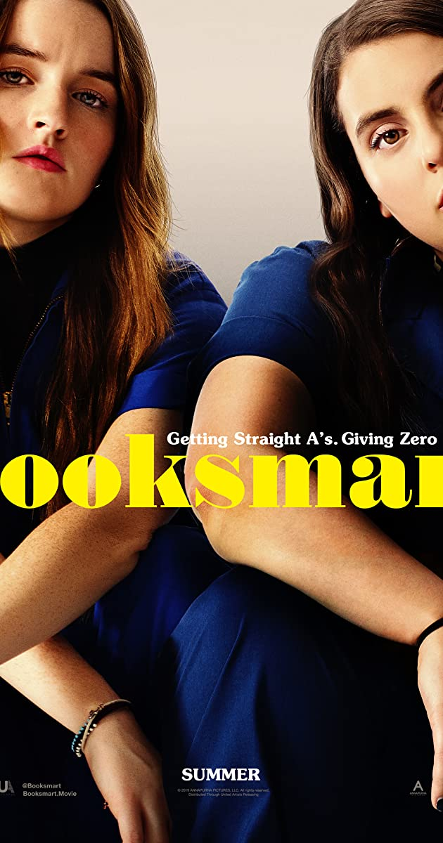 Booksmart (2019) [WEBRip] [720p] [YTS.AM]