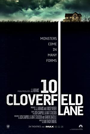 10 Cloverfield Lane poster