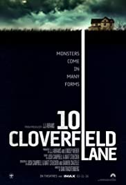 10 Cloverfield Lane (2016) Bluray