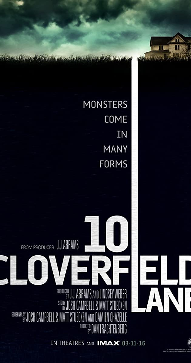 10 Cloverfield Lane (2016) - IMDb