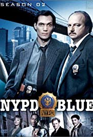 NYPD Blue Poster - TV Show Forum, Cast, Reviews