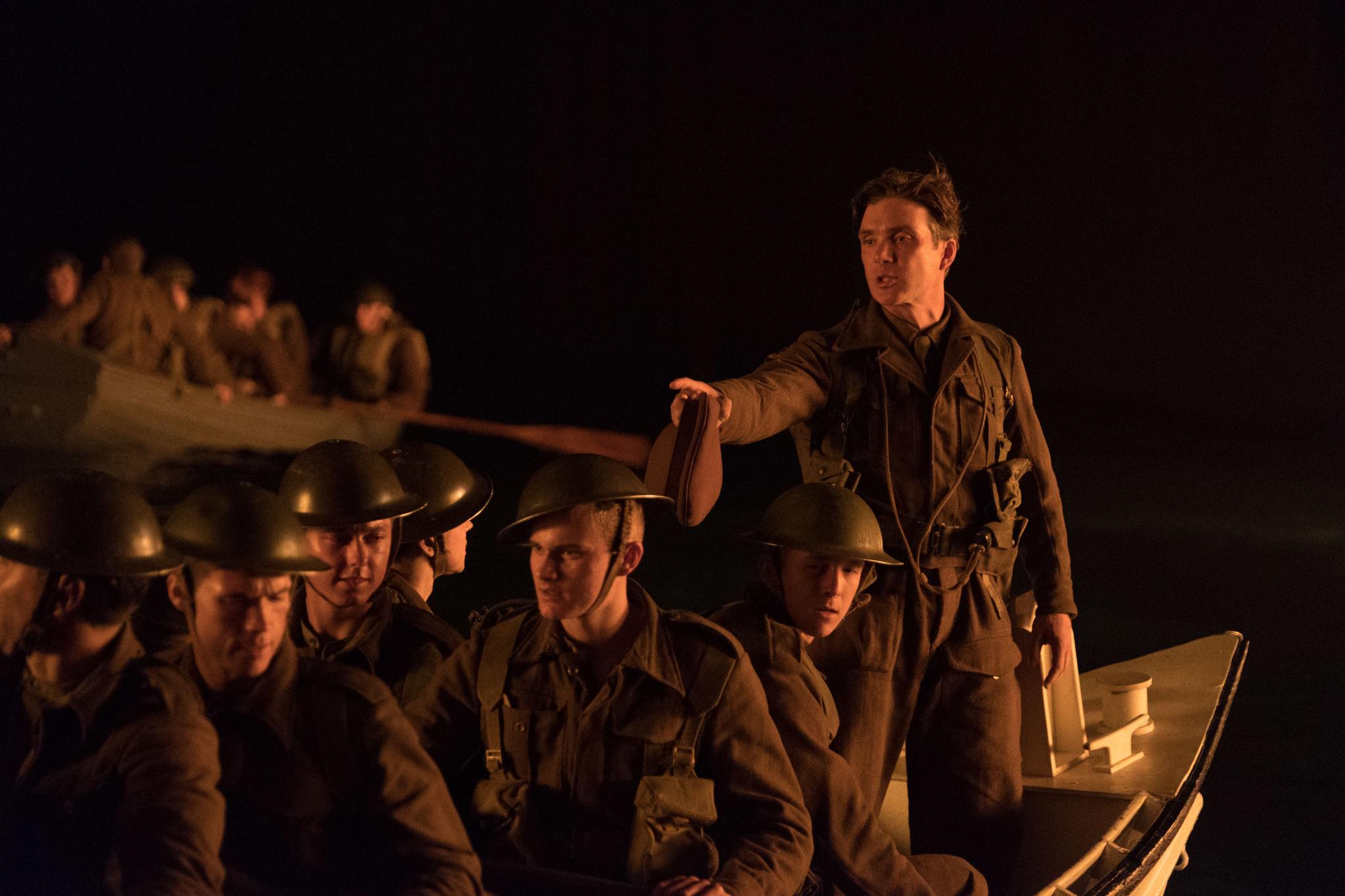 Cillian Murphy in Dunkirk (2017)