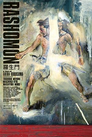 Rashomon Cartel de la película