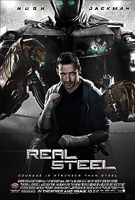 Hugh Jackman in Real Steel (2011)