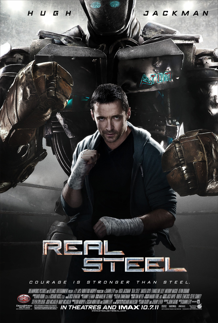 Real Steel (2011) Dual Audio
